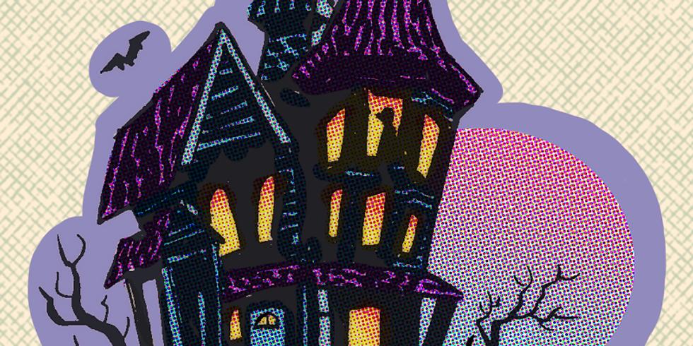 Hallo'Boogie: Halloween Cribs w/ K-Tron