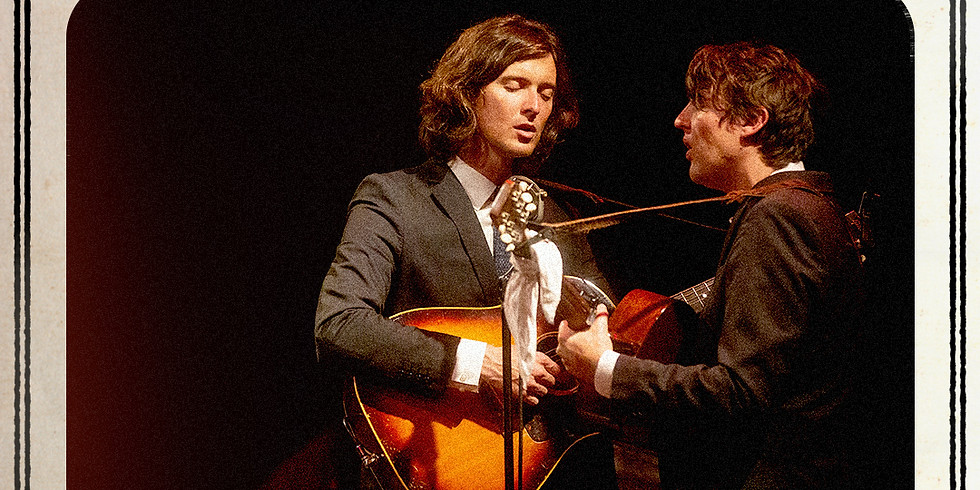 The Milk Carton Kids: Live From The Troubadour