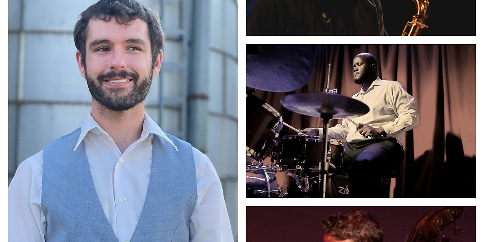 """Jason Yeager Quartet feat. Jerry Bergonzi with special guest Julie Benko, """"Unstuck in Time"""""""