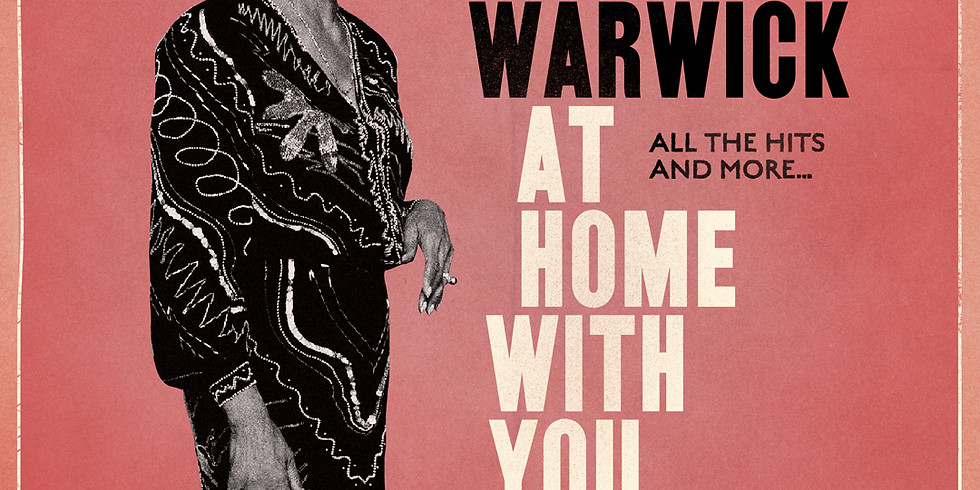 Dionne Warwick: At Home With You
