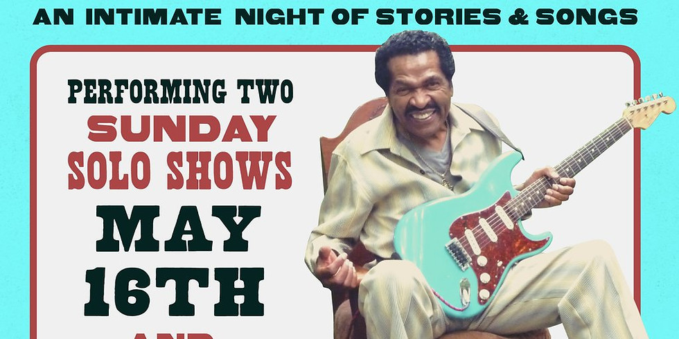 Bobby Rush Raw: An Intimate Night of Stories & Songs