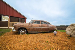 1953 Hudson Super Wasp- Pic. Place