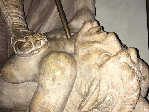 St. Michael & the Apostolic Fathers!