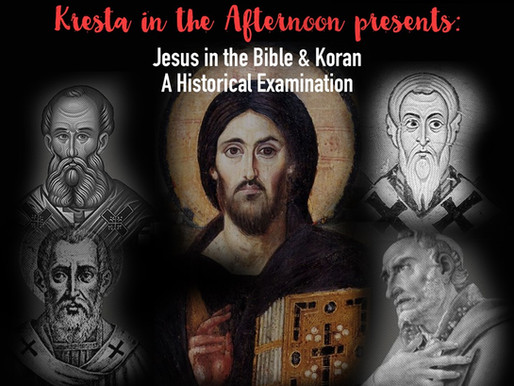 Jesus in the Bible and the Koran:A Historical Examination