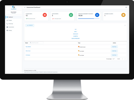 CassianRX Delivers Innovative Provider Portal for Ganse Apothecary's Medication Management