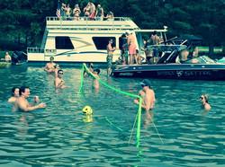 Ski Boat Rental, Lake Austin