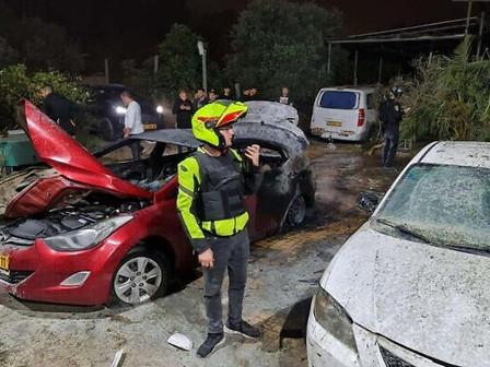 Het is oorlog - 300 raketten op Tel Aviv en omgeving - noodtoestand in Lod