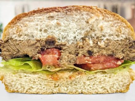Wen er maar alvast aan: door robot geprinte veganistische hamburgers