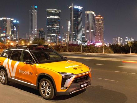 Mobileye start in 2022 met proef zelfrijdende taxis in Tel Aviv en München