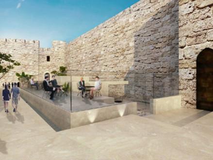 Uitbreidingen toeristische attracties in Jeruzalem en Tel Aviv