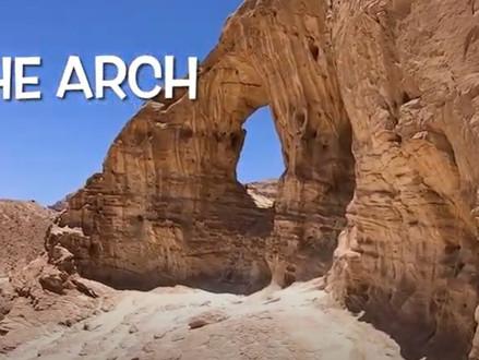Bezoek met ons het Timna Park in de zuidelijke Negev woestijn (video)