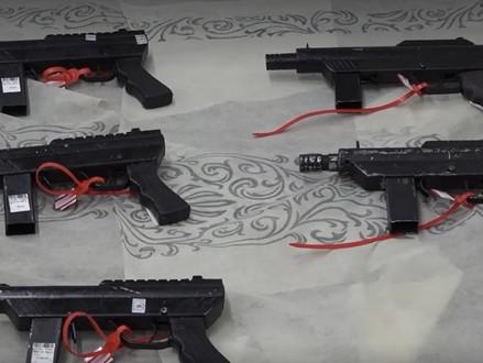 Undercoveragent zorgt voor oprollen bende Palestijnse wapenhandelaren