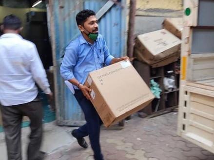 SmartAid uit Israël zendt 3,800 zuurstof concentrators naar  India