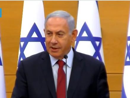 """Netanyahu kan het nog niet verkroppen """"Lapid brengt Israël in gevaar door met de US te coördineren"""""""