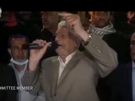 """Hoge Fatah-functionaris steunt Hamas-raketten """"waardoor Israël in schuilkelders moest zitten"""""""