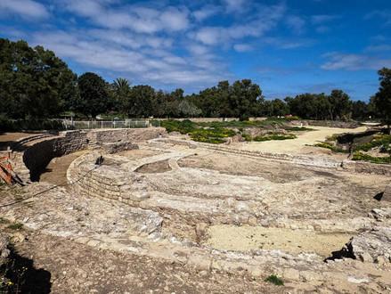 In Ashkelon is een 2.000 jaar oude basiliek opgegraven