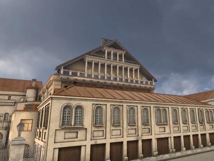 Overblijfselen van de Aron Kodesh (Torah Ark) en Bimah van de Grote Synagoge van Vilna gevonden