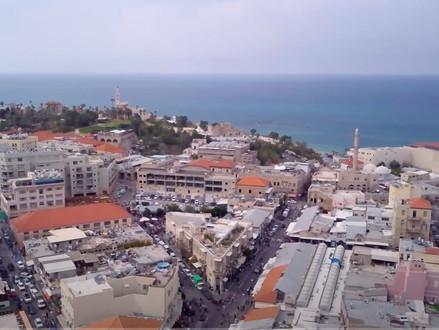 Een tour door Jaffa met zijn oude centrum, haven en vlooienmarkt (video)