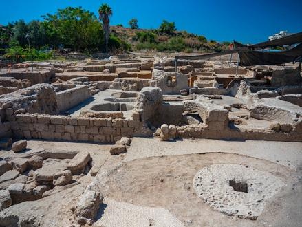 Het grootste complex van wijnpersen ter wereld uit de Byzantijnse periode ontdekt in Yavne