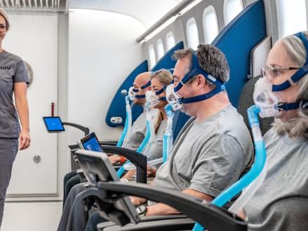 Israëlisch onderzoek :  Hyperbare zuurstoftherapie kan de ontwikkeling van dementie tegen gaan