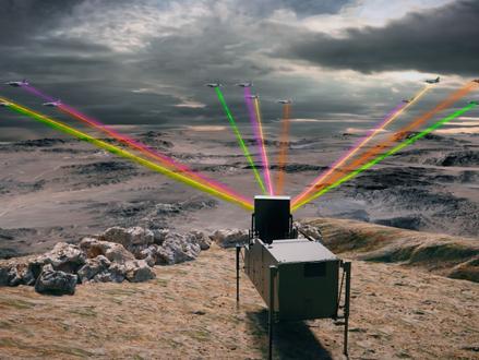 IAI's Scorpius T AESA EW volgende generatie bedreigingssimulator debuteert in Blue Flag 2021
