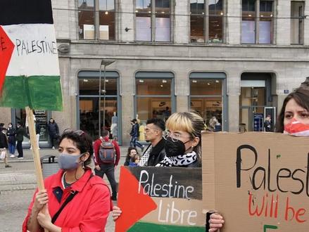 Israël bestempeld verschillende Palestijnse humanitaire NGO's als zijnde een terreurorganisatie