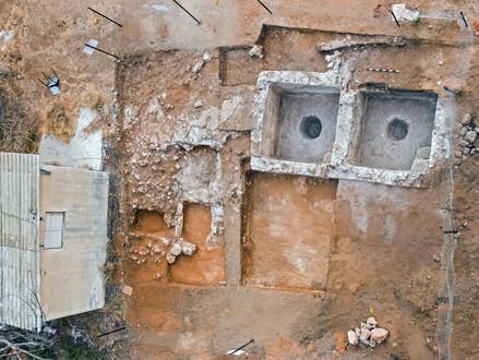 Bewijs van agrarische en industriële activiteit van 1500 jaar geleden ontdekt in Ramat Ha-Sharon