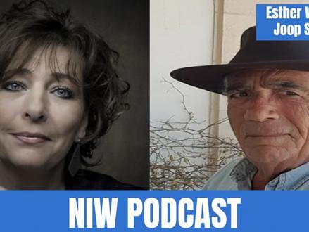 NIW-podcast met Joop Soesan en Esther Voet deel 17