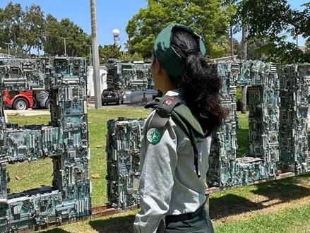 Voor het eerst wordt een vrouw plaatsvervangend commandant van inlichtingeneenheid unit 8200