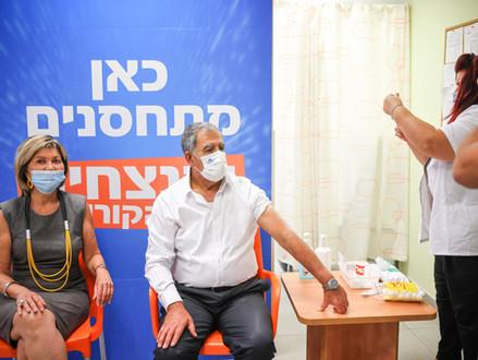 Opnieuw 2.114 nieuwe besmettingen in Israël, positiviteitspercentage 2,95%