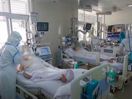 Aantal virus patiënten in ziekenhuis gedaald naar 488; dodental boven 8.000