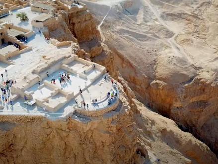 Bezoek met ons Masada