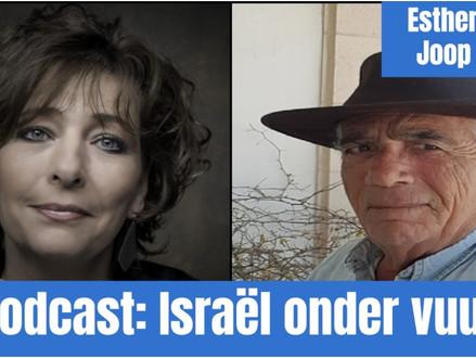 Podcast 'Israël onder Vuur' deel 9