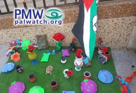 In de Palestijnse zomerkampen leerden kinderen dat Israël niet bestaat