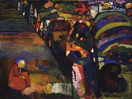 Na internationale protesten geeft Amsterdam schilderij van Wassily Kandinsky terug aan erfgenamen