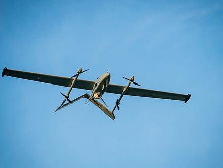 BlueBird Aero Systems heeft levering 100 WanderB-VTOL UAV's aan een Europese klant afgerond