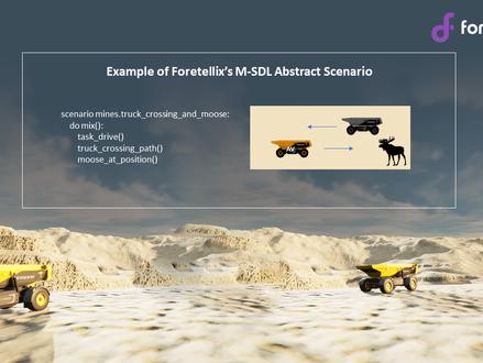 Volvo Autonomous Solutions gaat partnerschap aan met Foretellix uit Israël