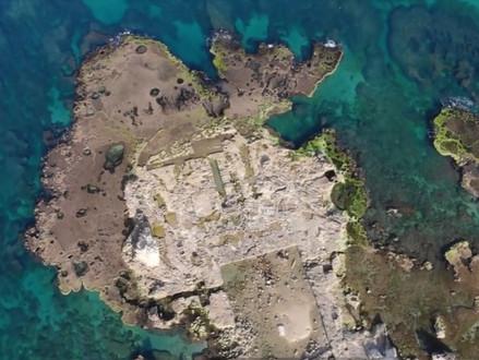 Duikers zijn welkom in het eerste onderwaterpark van Israël voor de kust van Ceasarea