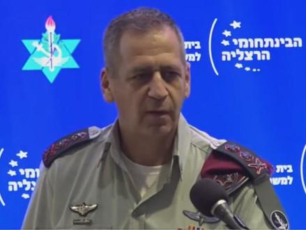 IDF opperbevelhebber verdedigt censuur rond dood militaire inlichtingen officier