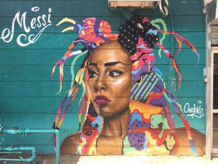 Berlijn, maak plaats! Ontdek Ashdod's geheime street-art district