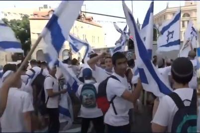 Politie weigert goedkeuring, Jeruzalem vlaggenparade gaat niet door