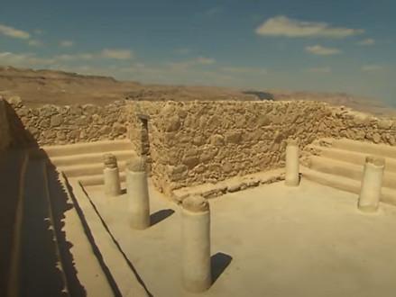 VIDEO: Er is meer te zien rond de Dode Zee