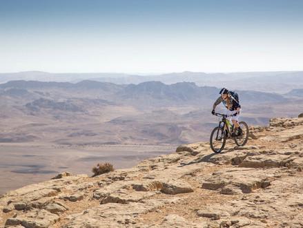 De beste Israëlische fietsroutes met spectaculaire koffie stops