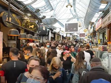Bezoek met ons de Machane Yehuda markt in Jeruzalem