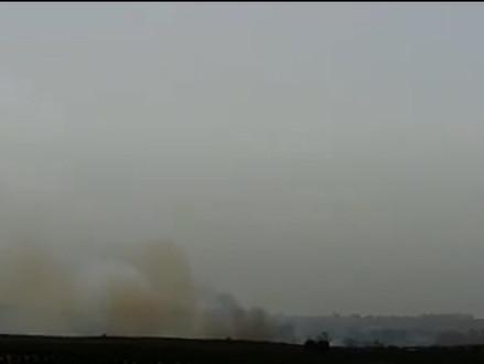 Opnieuw branden in zuid Israël door Hamas ballonnen - IDF valt doelen in Gaza aan
