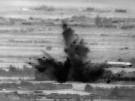Volgens Syrië zouden Israëlische vliegtuigen doelen in het land hebben aangevallen