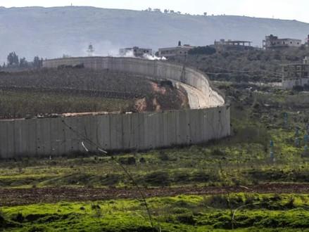 IDF en Israëlische politie voorkomen drugssmokkel over grens met Libanon