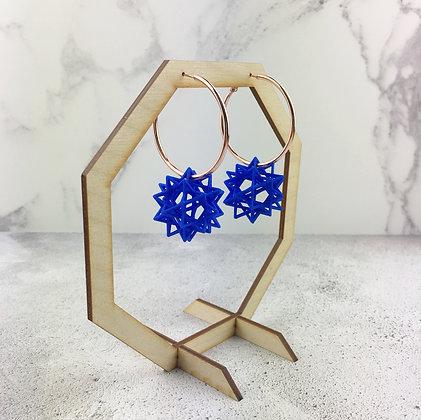 Sagan's Star earrings