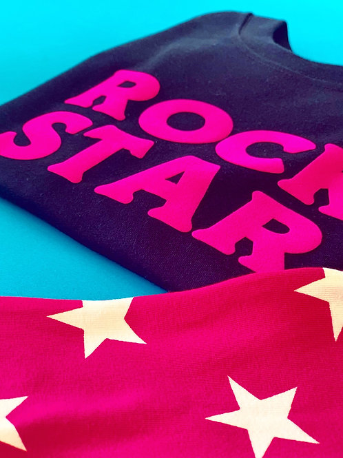 Ladies Rock Star T-Shirt