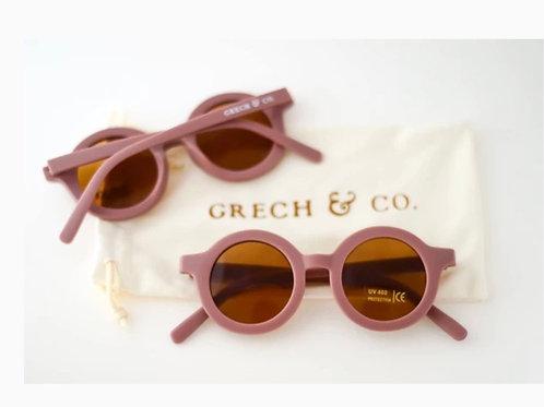 GRECH & Co sunglasses-Burlwood